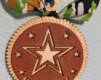 U.S. Army Christmas Ornament