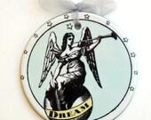 Vintage Angel Dream Ornament