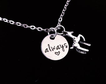 Always Snape Harry Potter Inspired Necklace