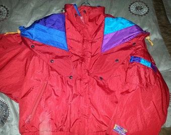 Roffe Ski Jacket - Vintage 80s/90s - Size 8