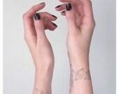 Crystal Shards Temporary Tattoo Set - NATURE GIRL