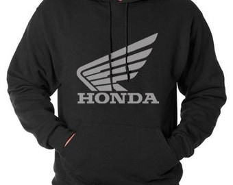 Honda motorcycle hoodie sweat shirt
