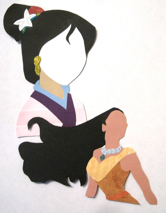 ... White and Mulan. - University Media Studies - Marked by Teachers.com