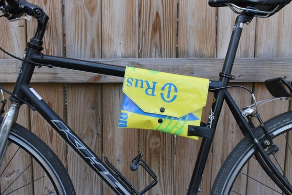 Bike Bag Gift on Etsy for Him