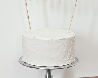 oh boy Cake Top Banner / Custom baby shower cake topper