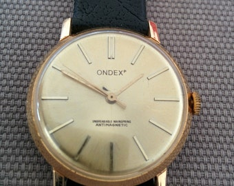ONDEX - 60s - Vintage mechanical watch