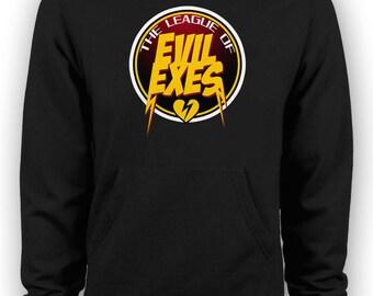 Scott Pilgrim vs the World - League of Evil Ex's Movie Hoodie