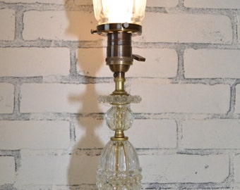 Vintage Chic Lamp - Table Lamp - Lighting - Cottage Chic