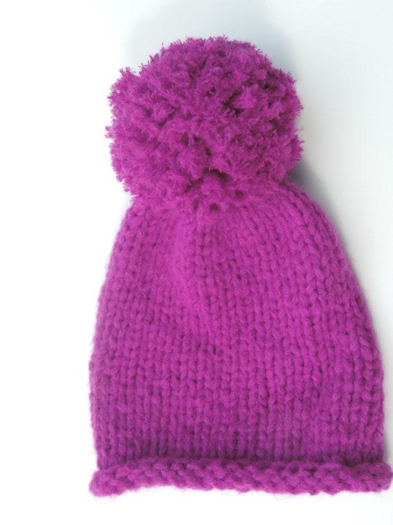 Super Bulky Yarn knitting Hat Super Chunky Yarn hand knitting