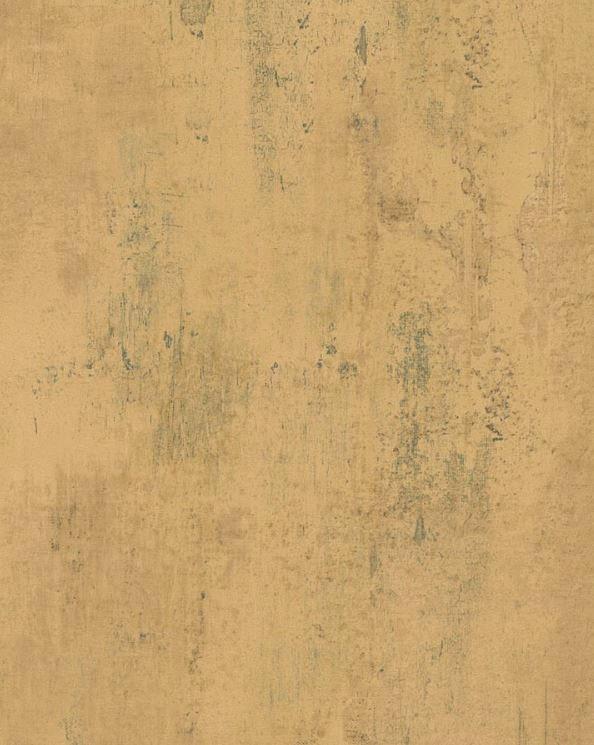 Wallpaper Tan Beige Teal Blue Faux Texture Rustic