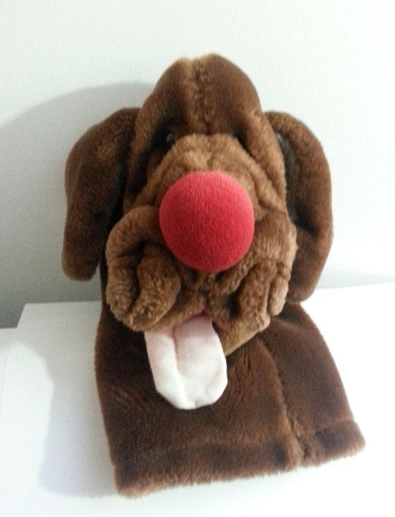 Wrinkles Stuffed Dog For Sale