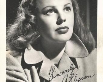 June Allyson Vintage 1940's  photos