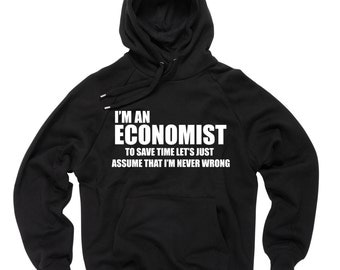 Gift For Economist I Am A Economist T-Shirt Occupation Profession Tee Shirt