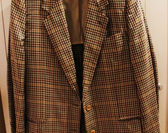 Vintage 1980's Missoni Men's Blazer