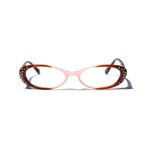 items similar to swarovski rhinestone eyeglasses