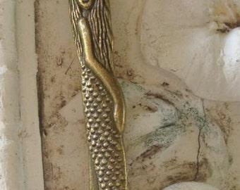 Mermaid bookmark,DIY Craft