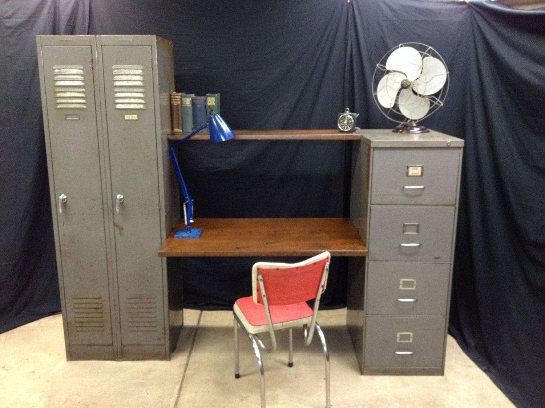 Schedario Ufficio Vintage : Mobili ufficio vintage ba66 » regardsdefemmes