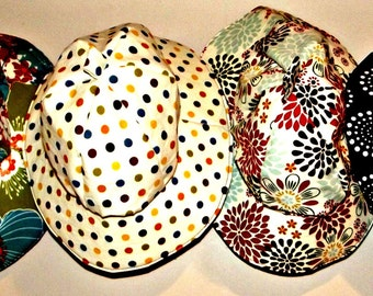 Reversible Sun Hat for your Little One!!