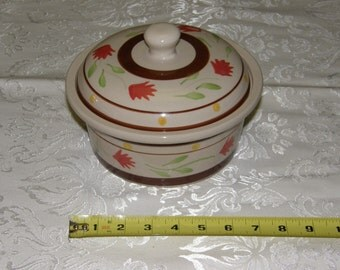Gold Coast Round Covered Casserole 1 1/2 Qt