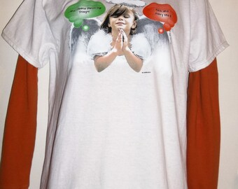 Bless Our Troops T-shirts from MyLittleAngelDesigns. Fund raiser for young Leukemia victim