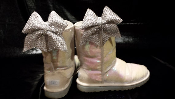 silver darling ugg boots
