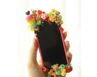 Craze Bumper Sweety Duffy  - iphone 5 case samsung galaxy 4 note 3 hard case bumper