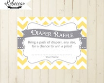diaper raffle gray and yellow baby shower card printable grey diaper raffle tickets diaper bash diaper tickets diapers insert printable 103