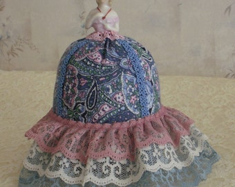 Pincushion Lady Half Doll Pincushion Doll Pin Cushion Novelty Needle Holder Sewing Accessories