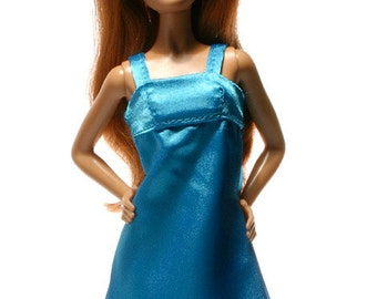 Handmade clothes for Barbie (nightdress):  Lopes