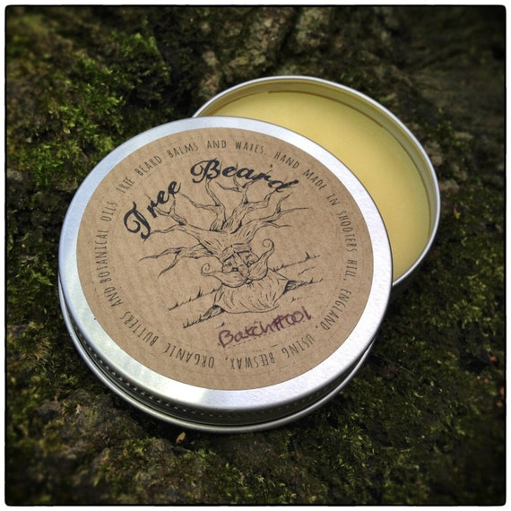 Original TreeBeard Beard Balm 2oz (60ml)