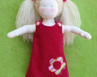 Mia - Waldorf doll