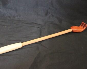 Wooden Handmade Back-Scratcher