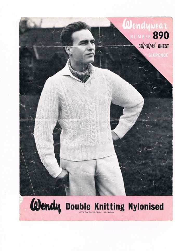Knitting Pattern Cricket Jumper : Mens Cricket Sweater Vintage Cricket Jumper Knitting Pattern