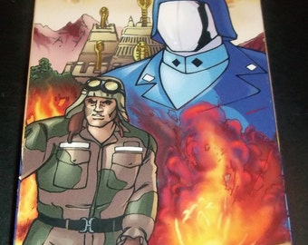 G.I. JOE cartoon Volume 8 The Traitor Vintage Vhs Video Cassette Kid Rhino GI Joe