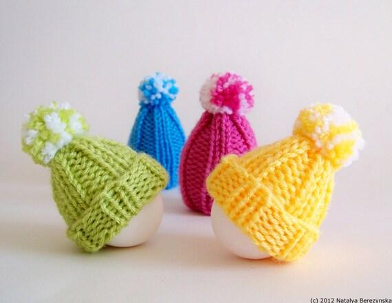 Beginner Knitting Patterns Egg Cozy Knitting Pattern Easter