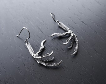 Starling Claw Earrings