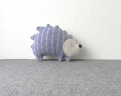 SAMPLE SALE the Hedgehog: Petite Plush