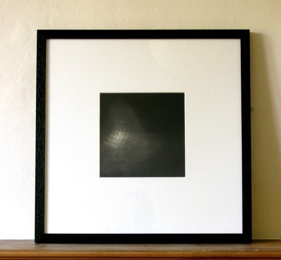 Original FRAMED Fine Art Print - 'Cast Shadows I'
