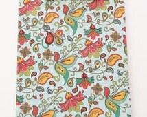 Paisley Clipboard, Birdies Clipboard, Decorated Paisley Clipboard, Wood Clipboard, Full Size Clipboard, A4 Lapboard, Paisley Flowers Birds