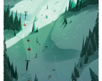Ski Free!