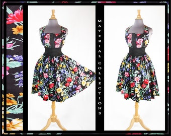 Vintage TOGETHER! Sundress • S/M • Material Collections