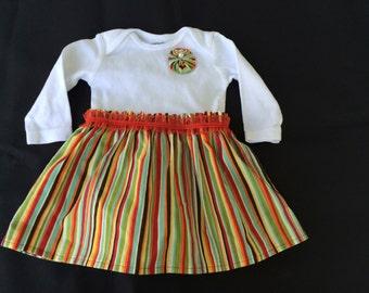 Baby Girl Bodysuit Dress