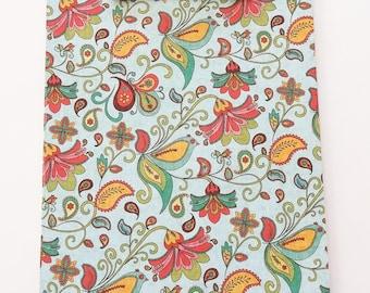 Paisley Clipboard, Clipboard, Gift, School, Office, Teacher, Student, Teacher Gift, Decorated, Paisley Flowers Birds, Pretty, 2-Sided Design