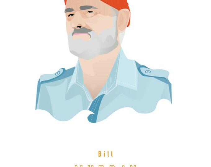 The Life Aquatic - Bill Murray