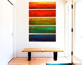 Wood Wall Art | Large Wall Sculpture | Wood Wall Art | Abstract Art | Corporate Art | Wood Art | Rosemary Pierce Modern Art