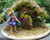 Fairy House Kit - Basic Flower Fairy