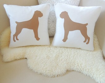 Boxer Pillow Cover Pair