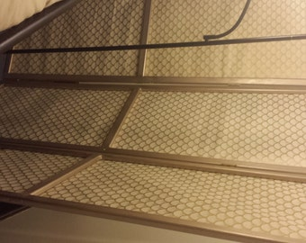 Folding privacy screen - room divider