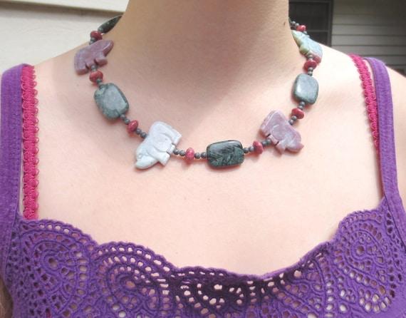 Fetish beads jewelry