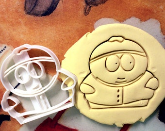 Eric Cartman South Park Cookie Cutter